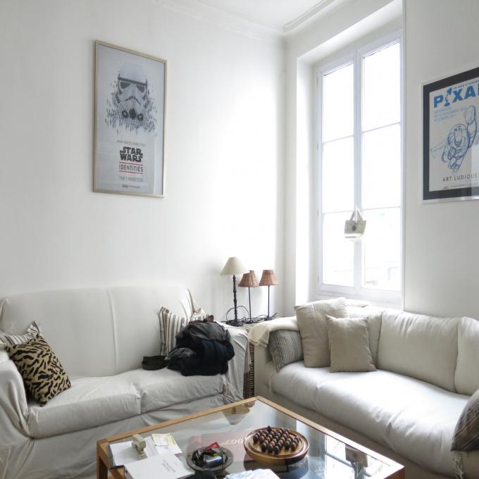 Offres de location Maison Paris (75017)